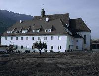 Historische Ansicht des Klosters